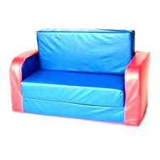 sofa bed for kids toddler fold out couch up unique chair childrens