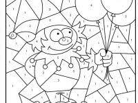 Kinderen Gratis Printbare Voorschoolse Kleurplaten Beste Ideea N