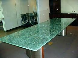 crushed glass images kitchen countertops recycled pros