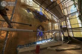 Image result for مسئول دفتر نمایندگی ولی فقیه در ستاد بازسازی عتبات عالیات