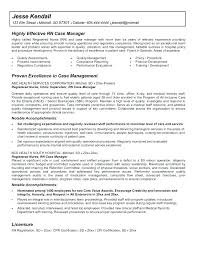 Case Manager Resume Simple Nurse Manager Resume Examples Nurse Case Manager Resume Examples Of
