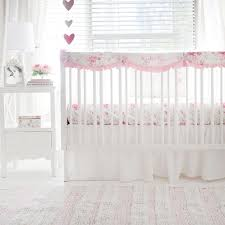 vintage fl crib bedding nostalgic rose collection