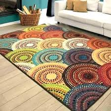 circle pattern rug circle pattern area rugs better homes and gardens bright dotted circles multi rug circle pattern rug circle area