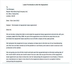 notice to tenant to make repairs templates 9 lease termination letter template