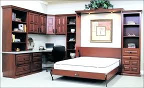 murphy bed home office combination. Murphy Bed Office Desk Combo Throughout And Combination With Plan . Home Y