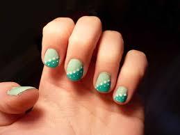 Simple Dot Nail Art - Best Nails Art Ideas