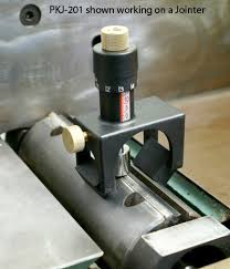 jointer tool. planer knife setting jig - for full size planers; pair jointer tool