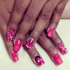 french nails good looking nail designs american tip acrylic