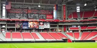 University Of Phoenix Stadium Glendale Az Seating Chart Cardinals Seating Elifnakliyat Info