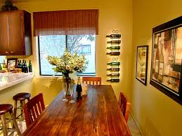 Wine Themed Kitchen Wine Themed Kitchen Pours On The Charm Hgtv