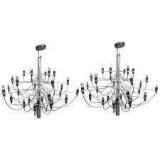 flos 2097 chandelier model chandelier by for pair flos chandelier 2097 50