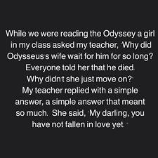 Odyssey Quotes