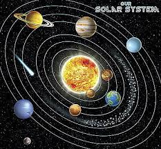 The Ultimate Pocket Chart Our Solar System Pocket Insert