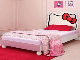 Bedroom: Hello Kitty Bedroom Fresh Cutest Hello Kitty Bedroom For Girls - Hello  Kitty Toddler