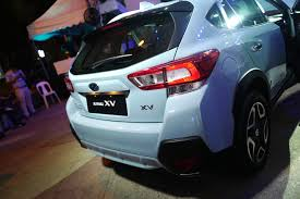 2018 subaru xv philippines. unique philippines the allnew subaru xv 20i and 20is will be available for booking at all  showrooms across the philippines prices are and 2018 subaru xv philippines