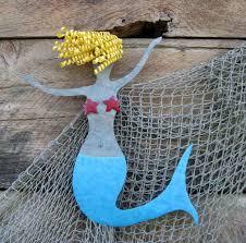 custom made mermaid metal wall art sea life clara beach house wall decor recycled on custom metal wall sculptures with hand made mermaid metal wall art sea life clara beach house wall