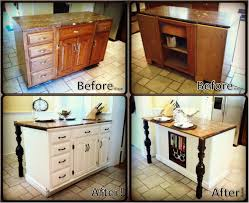 Homemade Kitchen Island Homemade Kitchen Islands