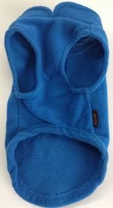 Gooby Size Chart Gooby Fleece Vest Small Dog Pullover Fleece Jacket With