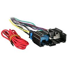 amazon com metra 70 2105 radio wiring harness for impala monte metra 70 2105 radio wiring harness for impala monte carlo 2006 and up