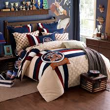 33 innovation inspiration native american duvet cover beige navy brown and white stripe star print color block pattern durable 100 brushed cotton full queen