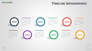 007 Timeline Infographics Powerpoint Png Template Free