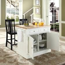 Kitchen Bookcase Portable Kitchen Islands With Stools Wooden Square Floating Wall