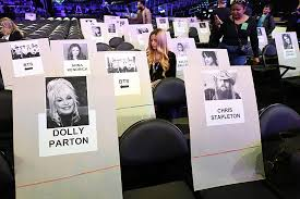 Grammys 2017 Seating Chart 2019 Grammy Awards See Where Country Stars Are Sitting