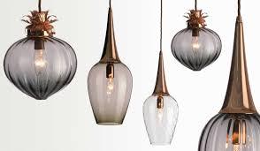 pendant lighting glass n awesome hand lights