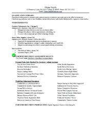 Executive Assistant Resume Objective Office Assistant Resume Objective General Office Clerk Sample 68