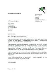 Perfect Cover Letter Template Job Application Letter Format Template