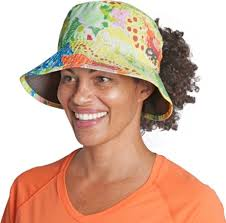 Outdoor Research Womens Solaris Sun Bucket Hat Printed