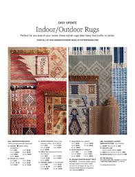 easy update indoor outdoor rugs perfect for any area of your home these stylish