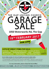garage the gap uniting church our 2017 garage will be held on saturday 18th if you would like to know more have a of the flyers below