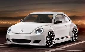 One Bad-A Beetle: 2012 Volkswagen Beetle R Rendered & Speculated