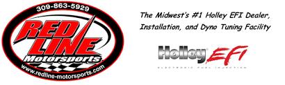 <b>Redline</b> Motorsports inc. | Holley EFI Fuel Injection