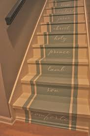 Stair Finishes Pictures Painted Stairs Stair Makeover