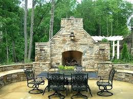 prefab outdoor fireplace prefab outdoor fireplace kits engineered