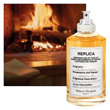 <b>REPLICA By</b> The Fireplace | <b>Maison Margiela</b>
