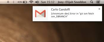 Dec 18, 2020 · now supports os x, linux and windows. Never Miss An E Mail Again With Gmail S Desktop Notification Feature
