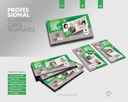 Professional Business Card Templates Professional Business Card Templates By Grafilker On Envato Studio