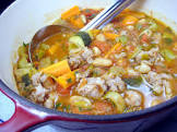 cassoulet with lots of vegetables  mark bittman