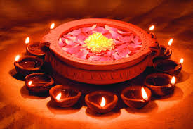 Small Picture Amazing Diwali Decoration Ideas For Home Lokaa Blog