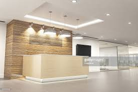 office reception. Modern Office Reception : Stock Photo