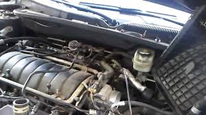 2006 buick lucerne northstar engine water pump removal 2006 buick lucerne northstar engine water pump removal