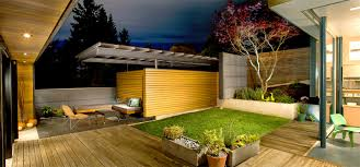 office garden design. Contemporary Small Garden In Cool House Design Ideas Office