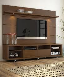 Tv Stand Design Manhattan Comfort Nut Brown Cabrini 22 Tv Stand Panel Zulily