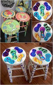 painting bar stools ideas.  Ideas 13 To Painting Bar Stools Ideas
