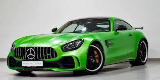 Amg gt s, amg gt c ve amg gt r, amg driving performance'ı en yüksek performanslara taşıyor. Mercedes Benz Amg Gt R Perfect Condition Low Mileage Cars Europa