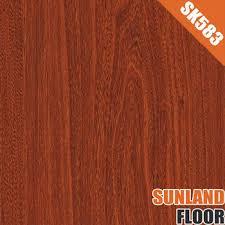 Charming Gray Color Laminate Flooring SK583 Vietnam Wood Floor French Oak Flooring  Made In Changzhou