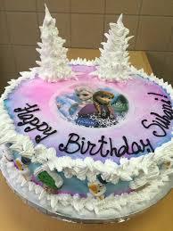Birthday Cakes For 8 Years Old Girl Disneys Frozen Themed Cake Wild